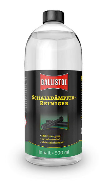 Ballistol Schalldämpferreiniger 500ml