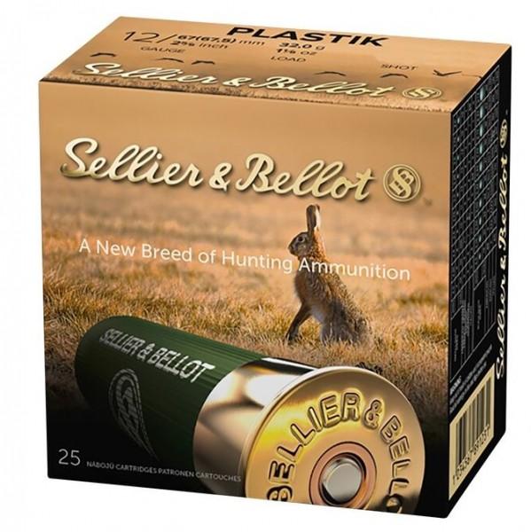 S&B 12/67,5 Buckshot 8,43mm