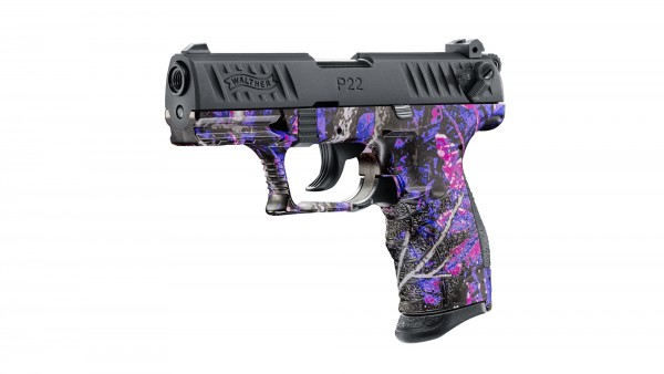 Walther P22Q Muddy Girl