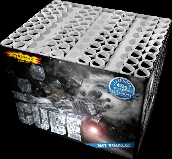 The Cube Batterie 72 Schuss