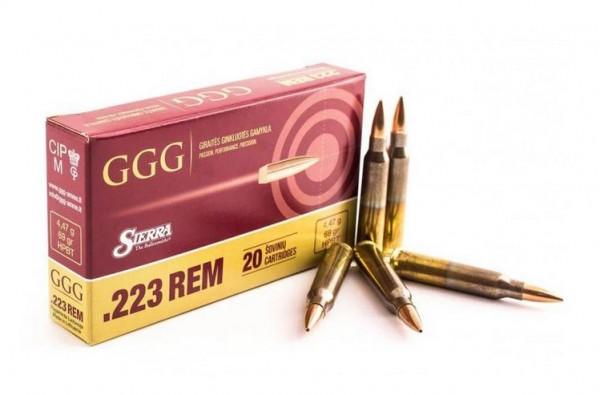 GGG .223 Rem. HPBT 69gr. Match